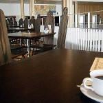二階の喫茶