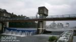 三隈川可動堰