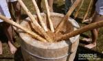 麦餅つき祭り2