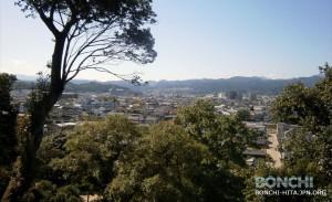永山城跡(月隈公園)