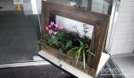 額型植栽ボックス