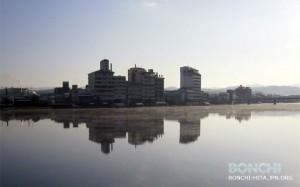 2月3日三隈川