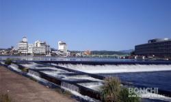 三隈川固定堰