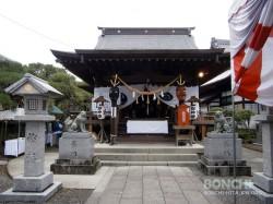 隈地区八坂神社