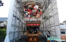 豆田上町の山鉾