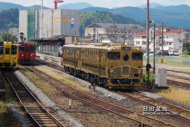JR九州スイーツトレイン「或る列車」
