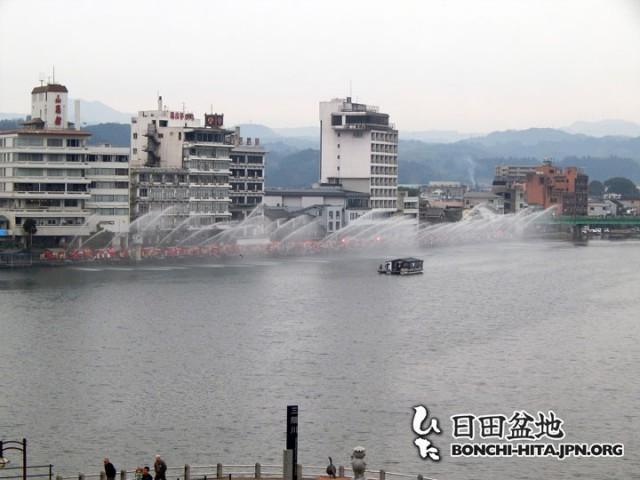2016消防出初式(日田市)